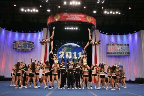 What is All-Star Cheer?